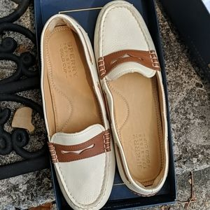Sperry Gold Cup Driver Penny Moccasins Loafers